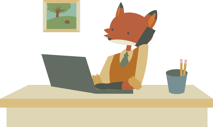 fox-tail web design and development wordpress in East Leake, Nottingham near Loughborough and Leicester